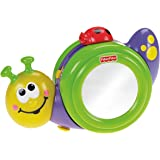 Fisher-Price Go Baby Go! 1-2-3 Crawl Along Snail