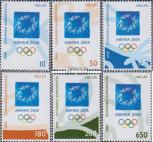 mplete.issue.) 2000 Olympics Summer (Stamps for collectors) Olympic games (2000 Summer Olympic Games)