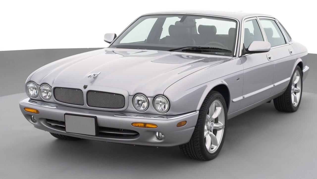 2000 Jaguar XJR Supercharged, 4-Door Sedan ...