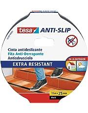 Tesa 55589-00001-00 antideslizante cinta, negro