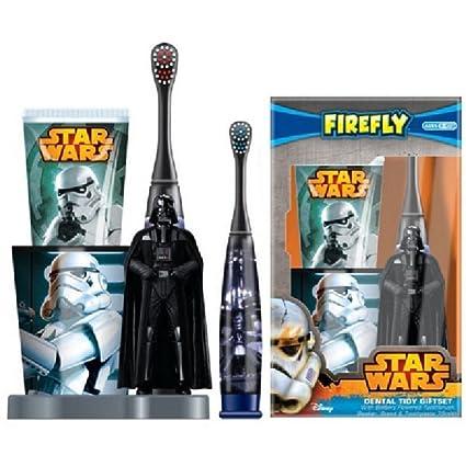 Coffret Star Wars, cepillo de dientes eléctrico + vaso + Dent