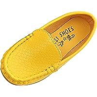 Qitun Zapatillas Niñas Planas Mocasines, Todos Estaciónes Zapatos
