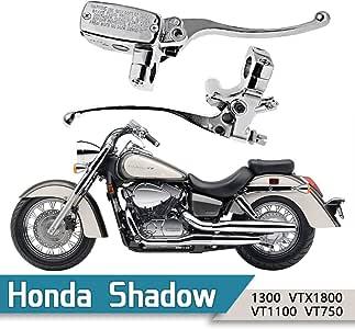 """1/"""" Front Brake Master Cylinder /& Clutch Perch VT600 Shadow VLX Sabre Aero Spirit"""