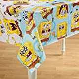 Sponge Bob Birthday Party Supplies – Tablecover, Health Care Stuffs