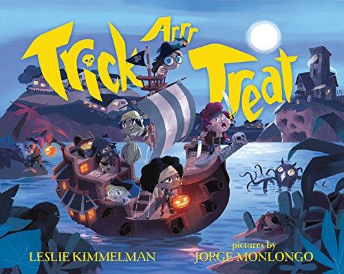 Trick ARRR Treat: A Pirate -