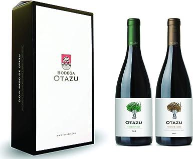 Pack de 2 botellas. Gama Otazu: Amazon.es: Alimentación y bebidas