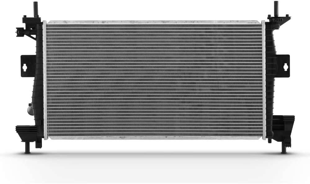 13219 Fits 2.0L 2012-2018 Ford Focus Aluminum Radiator Direct Bolt On Replacement Assembly