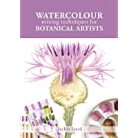 Watercolour Mixing Techniques for Botanical Artists