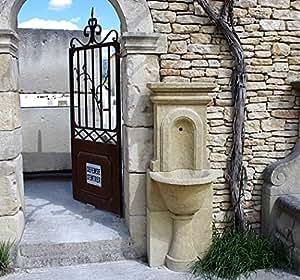 Pared Brunnen Petite Vasque H 141, beige claro