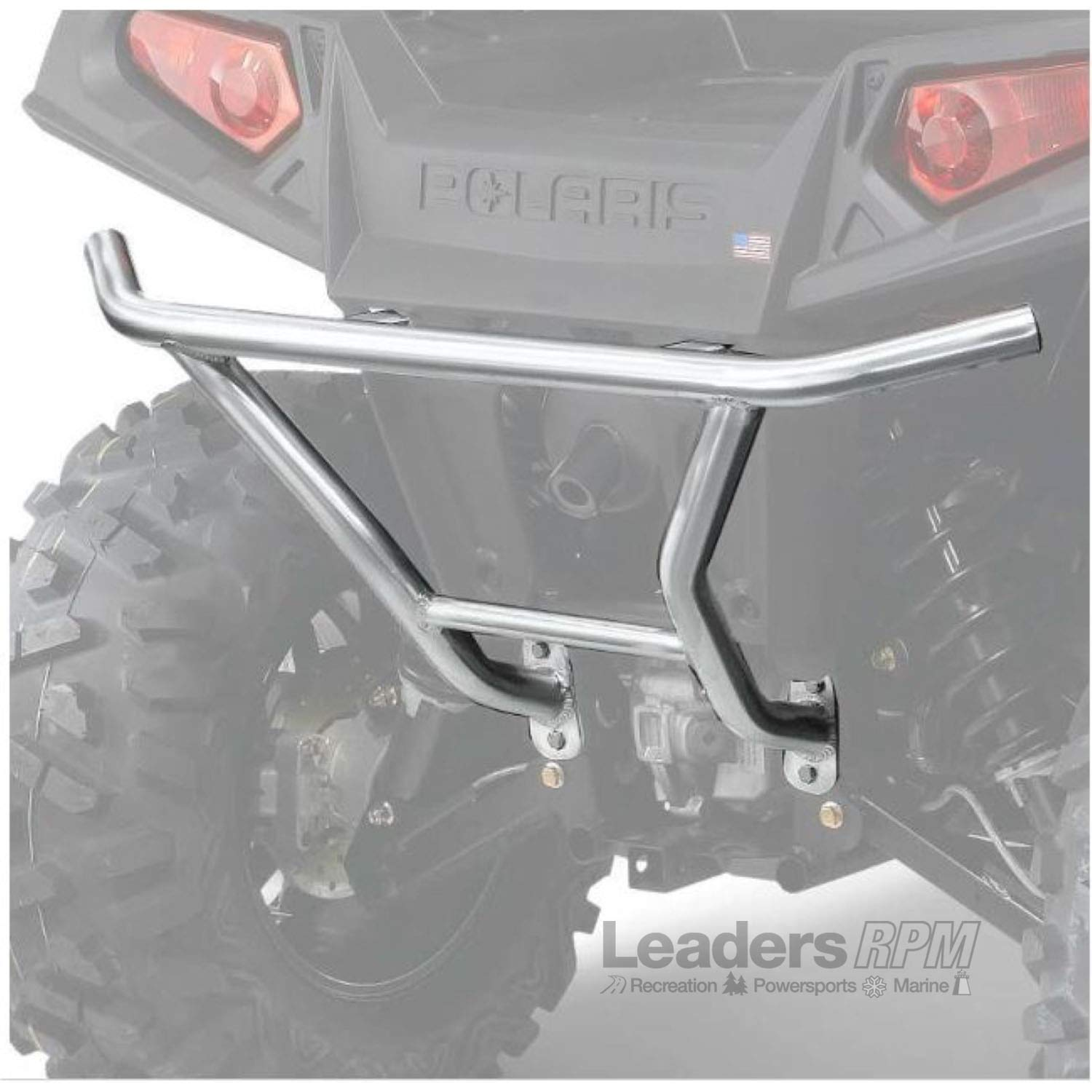 Polaris 2878557 Aluminum Rear Brush Guard