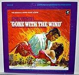 Gone With The Wind Original Sound Track Album - Vinyl LP Record Album