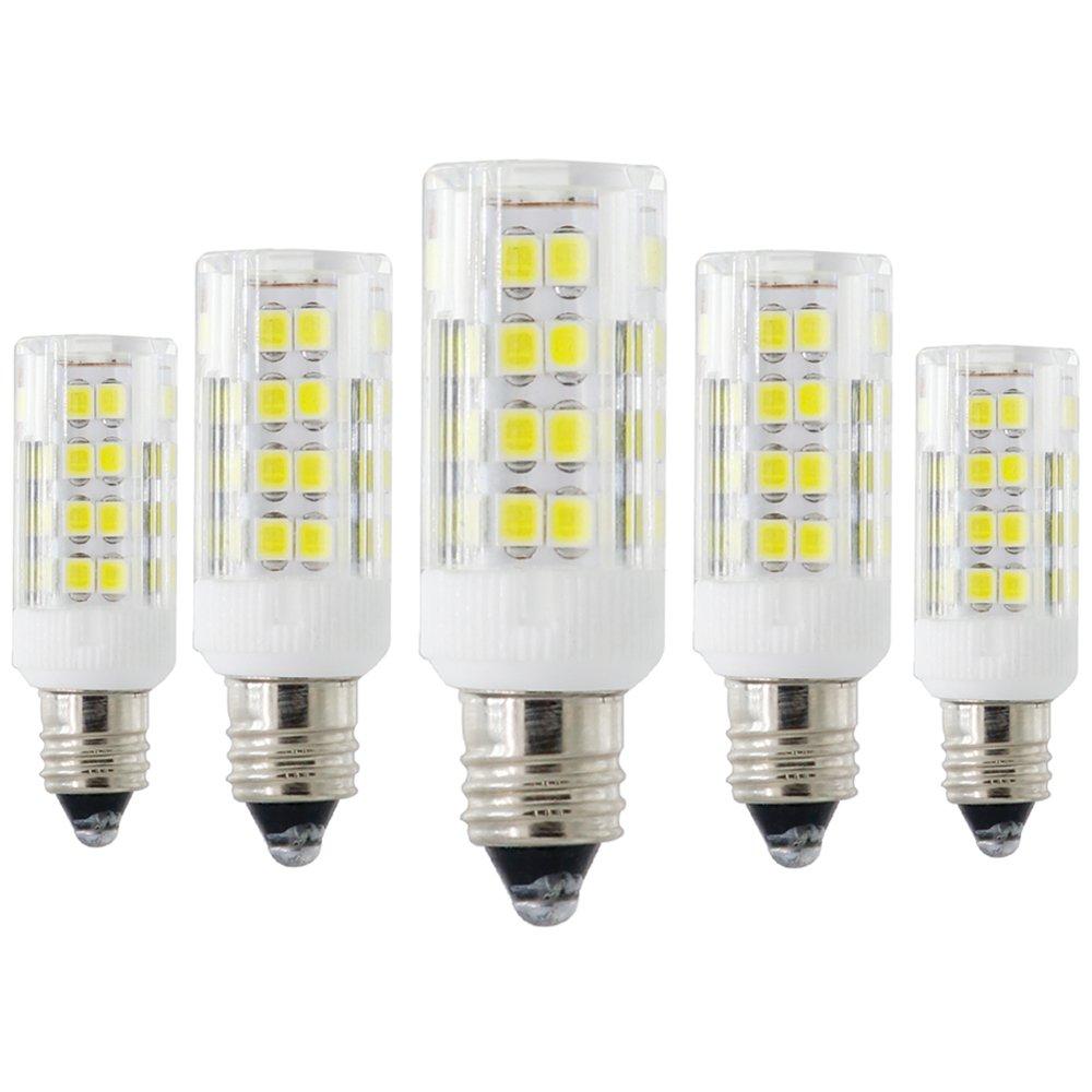 Mini Candelabra Base Led Bulb: E11 Candelabra Base Bulbs, Dimmable Mini LED Bulb, Super