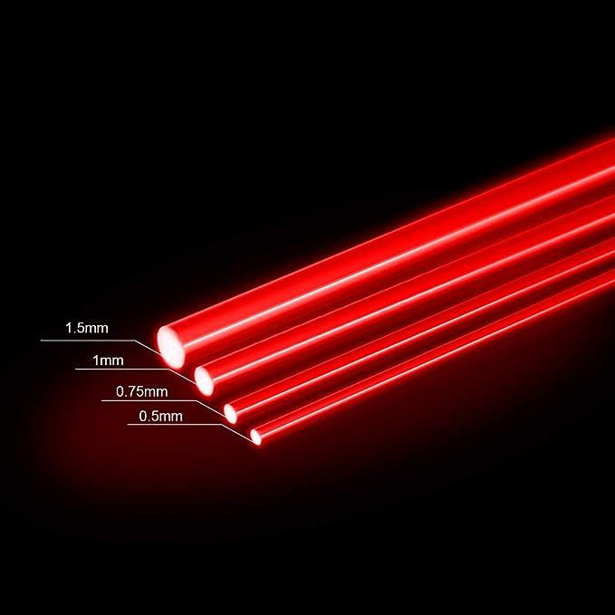 Pamma 1mm Fiber Optic Slingshot Dedicated Target Point Computers Accessories