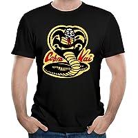 Cobra Kai Karate Dojo Men's Custom T-Shirt Fashion Short Sleeve Shirt