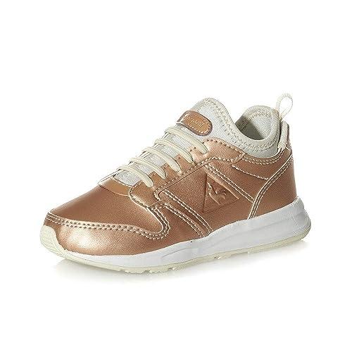 d9ff7f81bdb Le coq sportif Chaussures Omega X Inf Metallic Rose Or Bébé Fille   Amazon.fr  Chaussures et Sacs