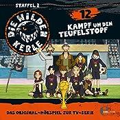 Kampf um den Teufelstopf (Die Wilden Kerle 12)   Barbara van den Speulhof