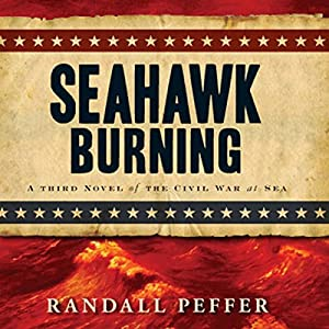 Seahawk Burning Audiobook