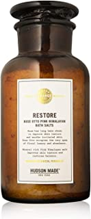 product image for Hudson Mad Bath Salts 500 ml (Restore Rose Otto Pink Himalayan)