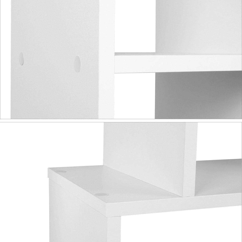 Libreria da pavimento colore Bianco Generic Kcase Floo