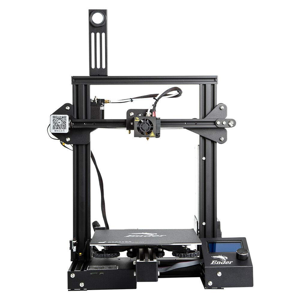 Creality Ender 3 Pro DIY 3D Printer with Removable Magnetic Bed and UL Certified Power Supply 8.6 x 8.6 x 9.8