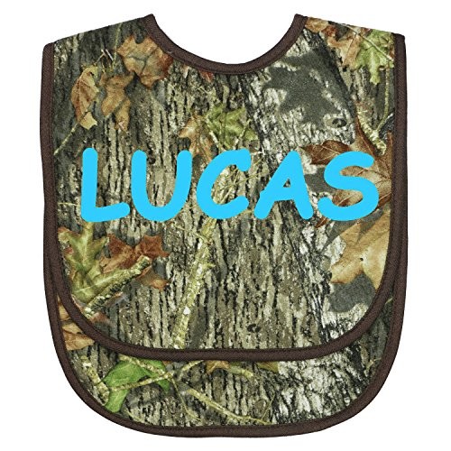 Personalized Carstens Mossy Oak Camo Baby Bibs - 2 Pieces