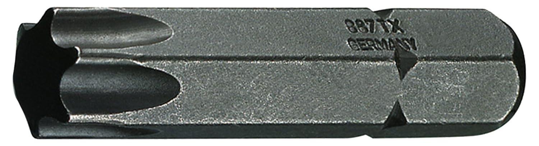 GEDORE 887 TX Schraubendreherbit 5//16 Innen-TORX T27 27