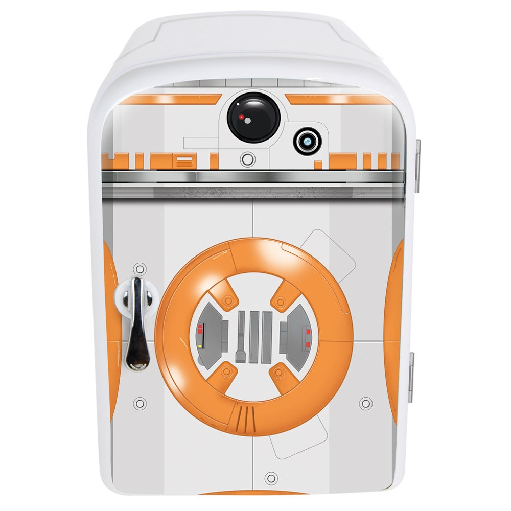 Star Wars New World Premier Bb8 4 Liter Mini Fridge