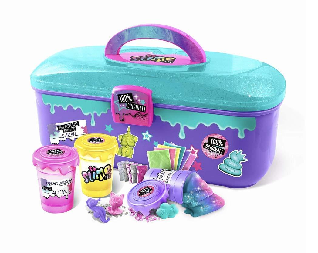 So Slime DIY Slime Case Storage Set + Rainbow Slime Three Pack! by So Slime (Image #3)