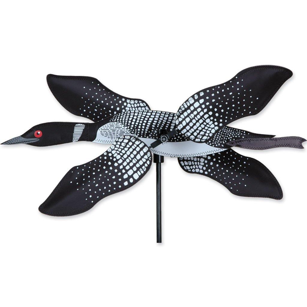 Whirligig Spinner - 19 In. Loon Spinner by Premier Kites