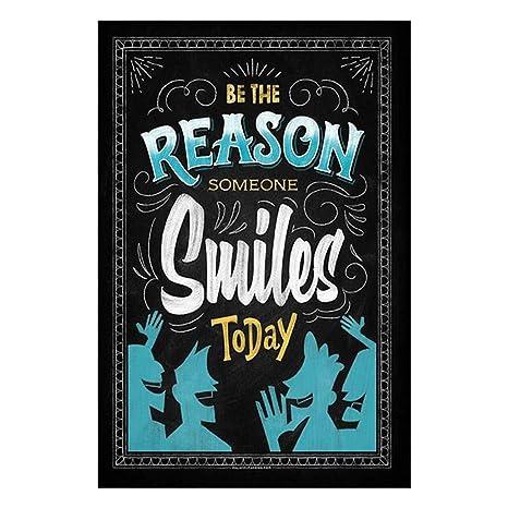 Amazon.com: Póster de carteles inspiradores para profesores ...