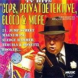 Coole Studio-Orchester Bruno B. TV Musik, aus bekannten Serien, ideal als Filmvertonung oder Unterleger für Moderation, Filmkritik, TV und Radio (CD Album, 18 Tracks)