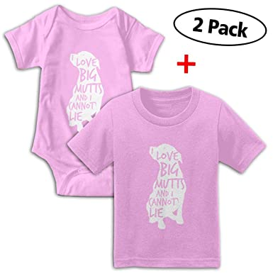 d8167d72 Amazon.com: Anonymous Guest Baby Crawling Suit Funny Dog Jumpsuit with Bib  Add T-Shirt: Clothing