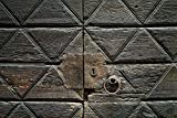 Old Wooden Door and Lock Wallpaper Wall Mural - Self-Adhesive - Multiple Sizes - National Geographic Image from Magic Murals