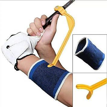 Amazon.com: Herramienta de entrenamiento para palos de golf ...