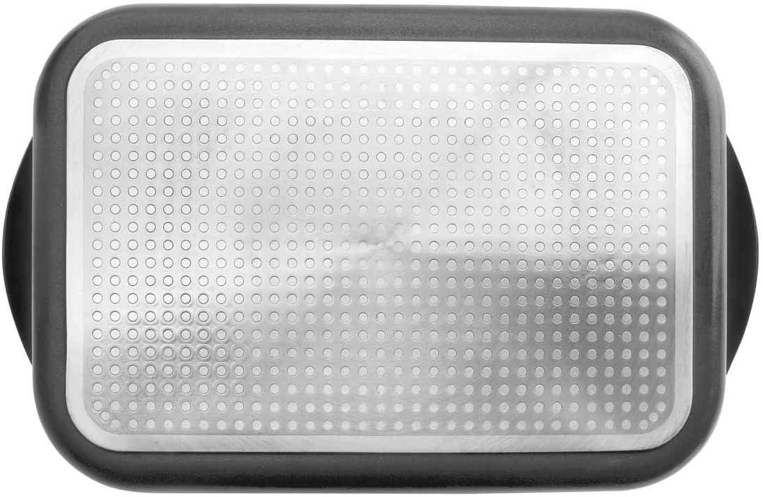 Lacor 25534 34 x 28 x 8 cm Teglia per induzione