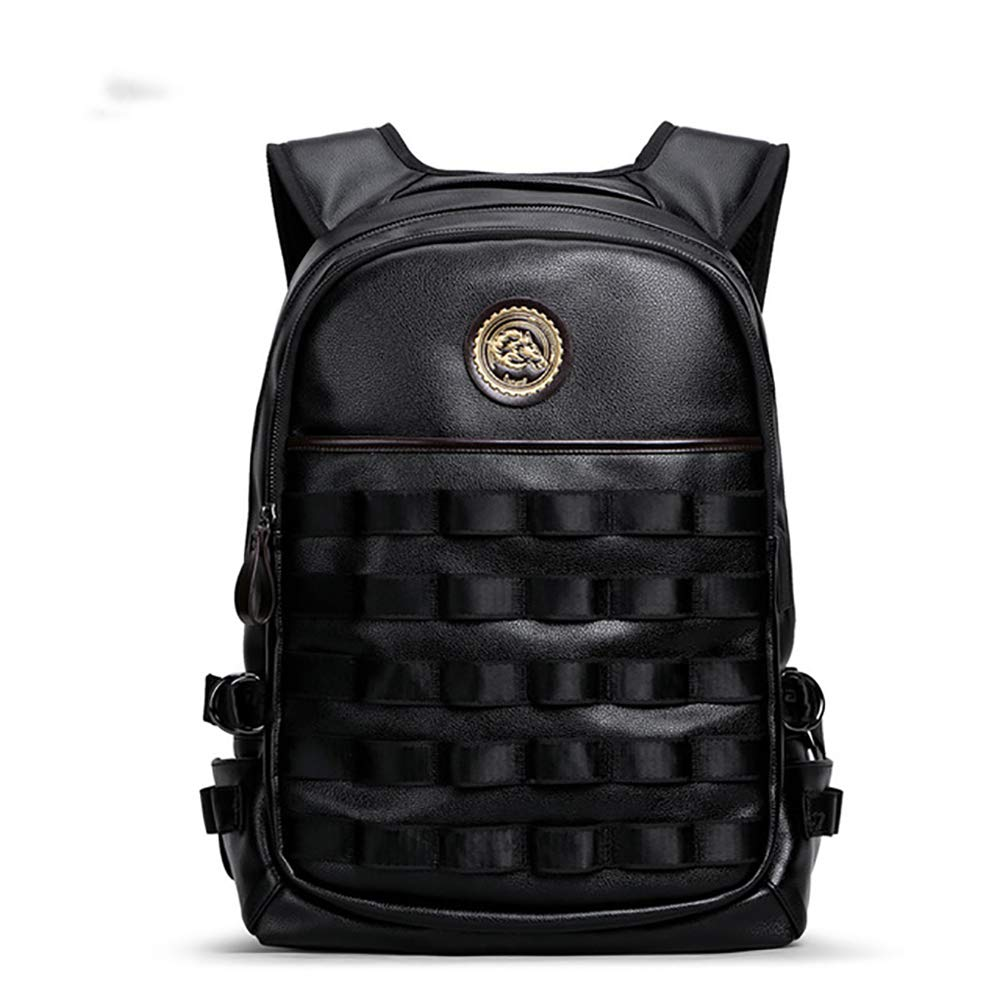 80a3d35f1 Retro Style Trend Men's Waterproof Bag Fashion Trend Personality ...