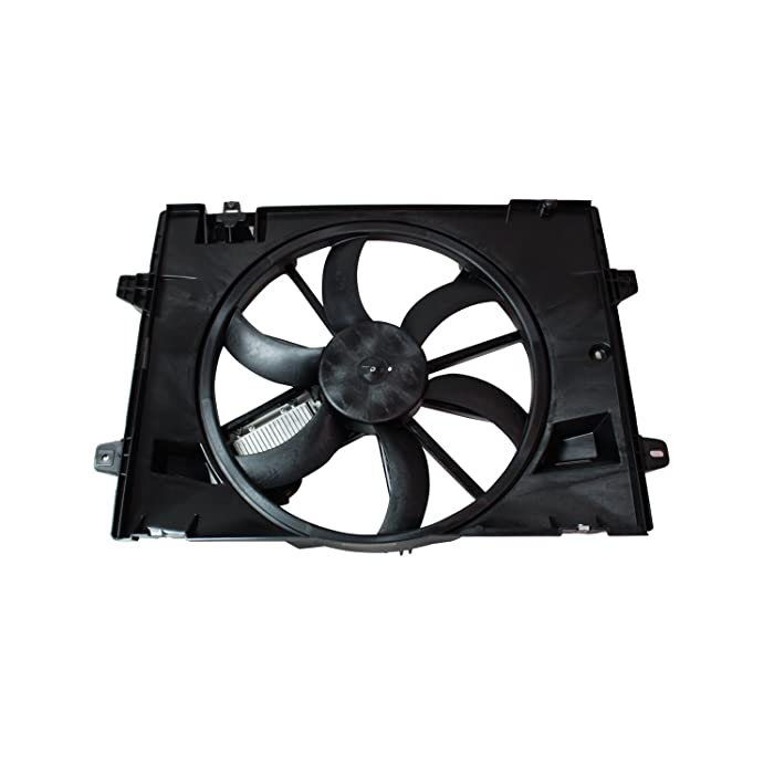 TYC 621380CU Replacement Cooling Fan Assembly
