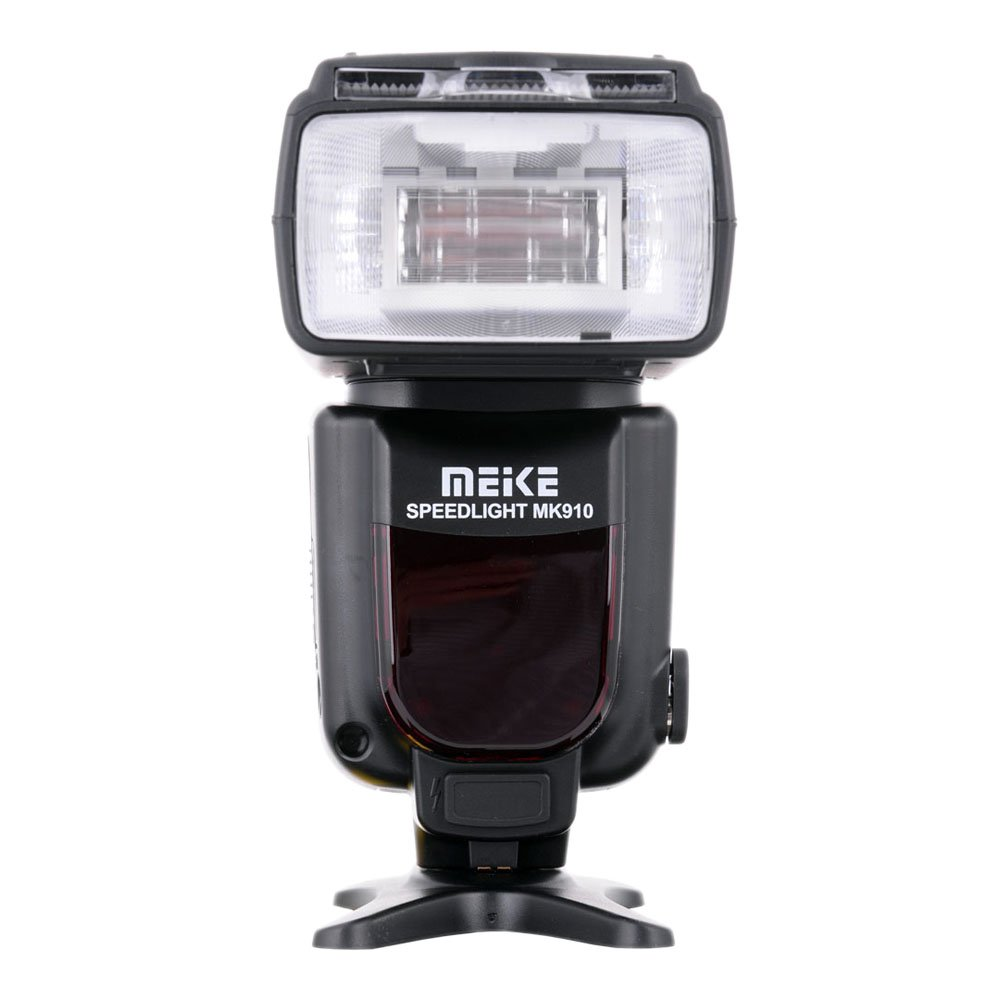 Meike スピードライト MK910 Nikon 専用 i-TTL機能搭載 1/8000s HSS デジタル一眼レフ 対応 フラッシュ ストロボ GN:60   B00HIVXYZ2