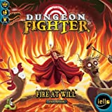 Dungeon Fighter: Fire at Will Board Game