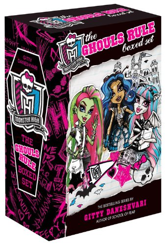 Monster High: The Ghouls Rule Boxed Set -