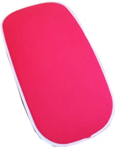 SUKRAGRAHA Silicone Soft Protector Skin Cover for Mac Apple Magic Mouse Red