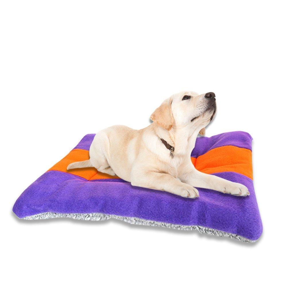 consegna rapida Xinjiener Reversibile per per per il doppio L'uso Pet materasso per cani Cats Soft Quilted Cushion Mat Varie dimensioni (XXL)  shopping online e negozio di moda