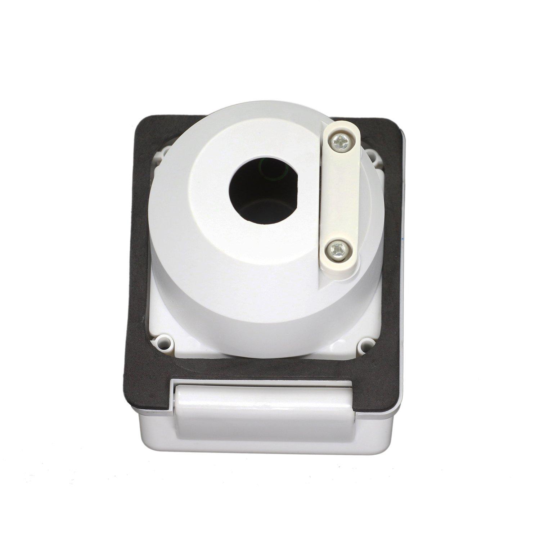 TruePower 30A RV Power Twist Lock Inlet