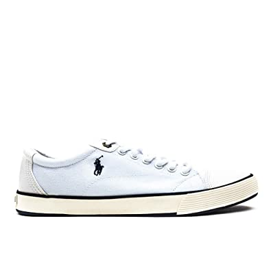 Polo Ralph Lauren Klinger Hombre Zapatillas Color Blanco, Color ...