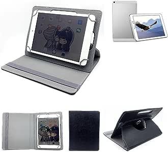 360 ° Funda Tablet Case para Huawei Honor T1, color negro