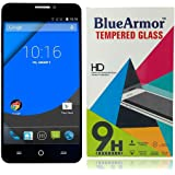 BlueArmor HD Clear Tempered Glass Screen Guard Protector for Yu Yureka Plus (Pack of One)