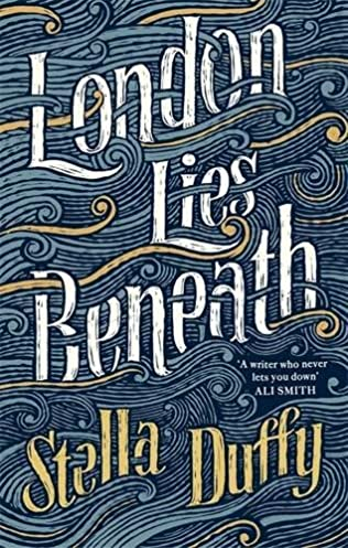 book cover of London Lies Beneath