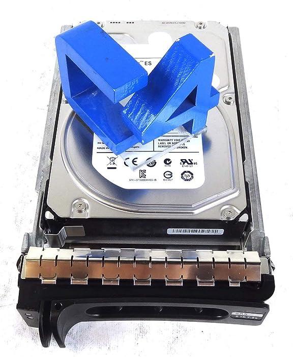 Dell R755K Original Dell 2TB 7.2K SAS 3.5 drives w/tray (Certified Refurbished)