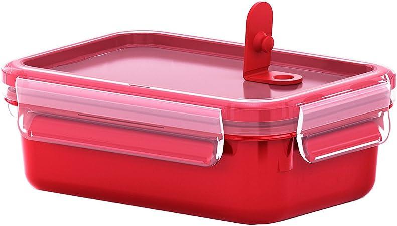Emsa Clip /& Micro Contenitore Microonde Rosso 0,55 L
