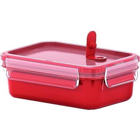 Emsa - Recipiente hermético para Almuerzo, Caja con Compartimentos ...